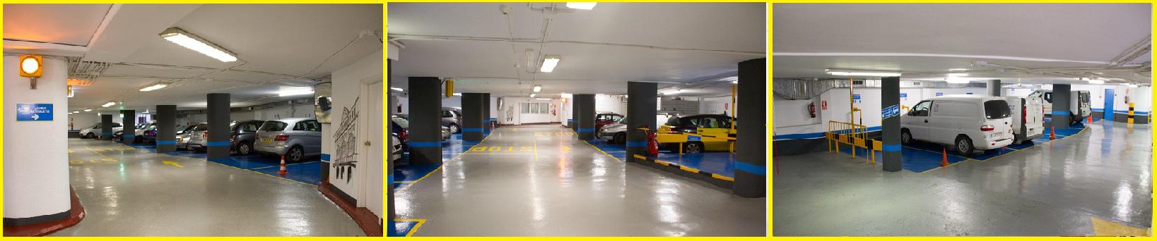 parking ciutat vella
